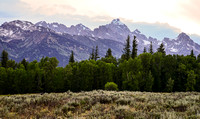 The Tetons 2014